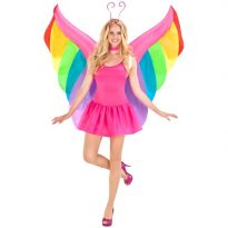 Tinkerbell Butterfly Costume 13
