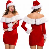 Christmas Sexy Costumes for Adult 5