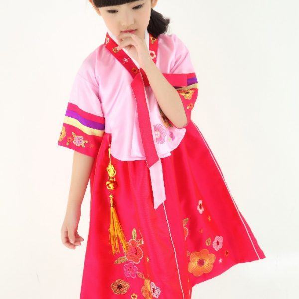 Traditional Korean Costumes for kids 11