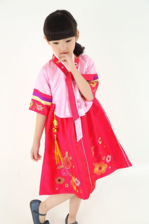 Traditional Korean Costumes for kids 6