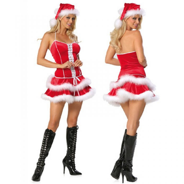 Christmas Sexy Costumes For Women 22