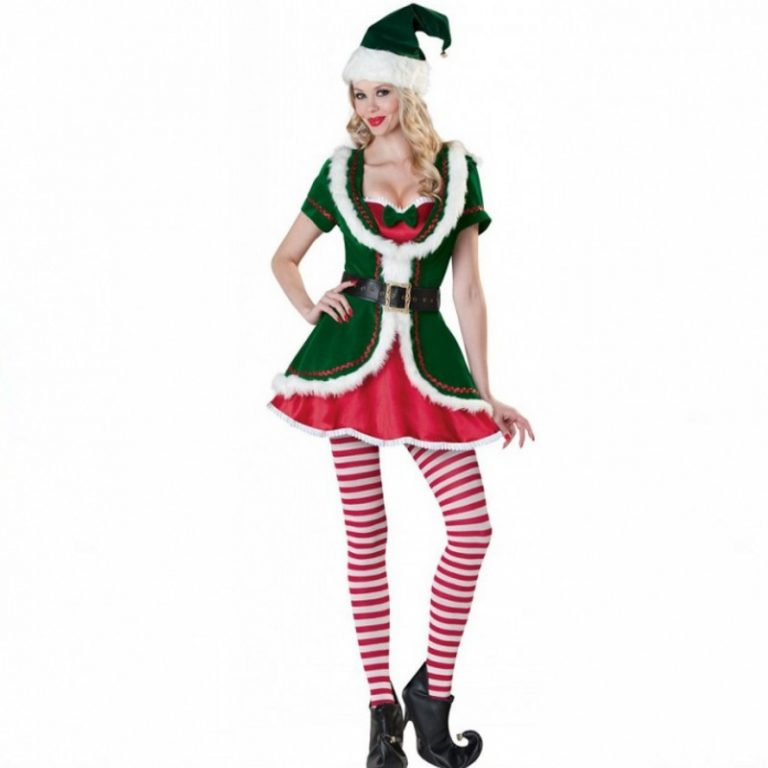 Elf Sexy Costume for Women 2