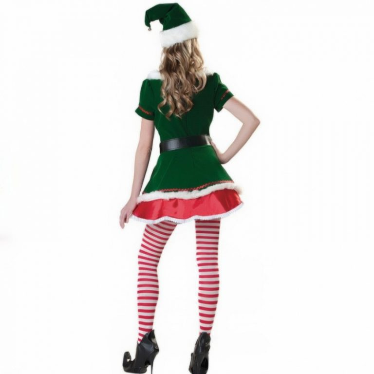 Elf Sexy Costume for Women 3