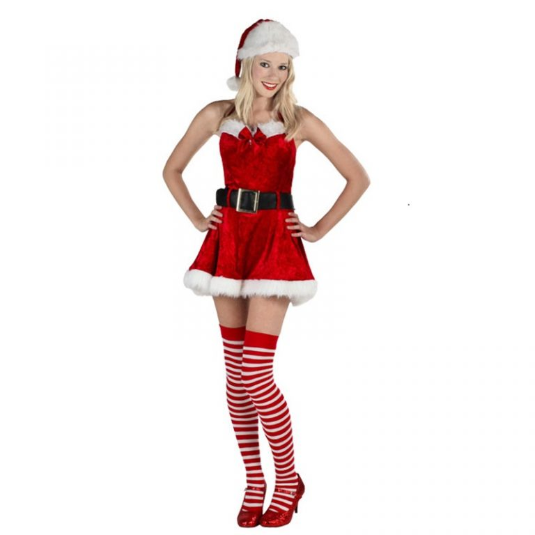 Rolecos-Women-Christmas-Dress-Red-Girl-Dress-Family-Christmas-Costume-Cute-Baby-Costume-For-Kids-Family-1