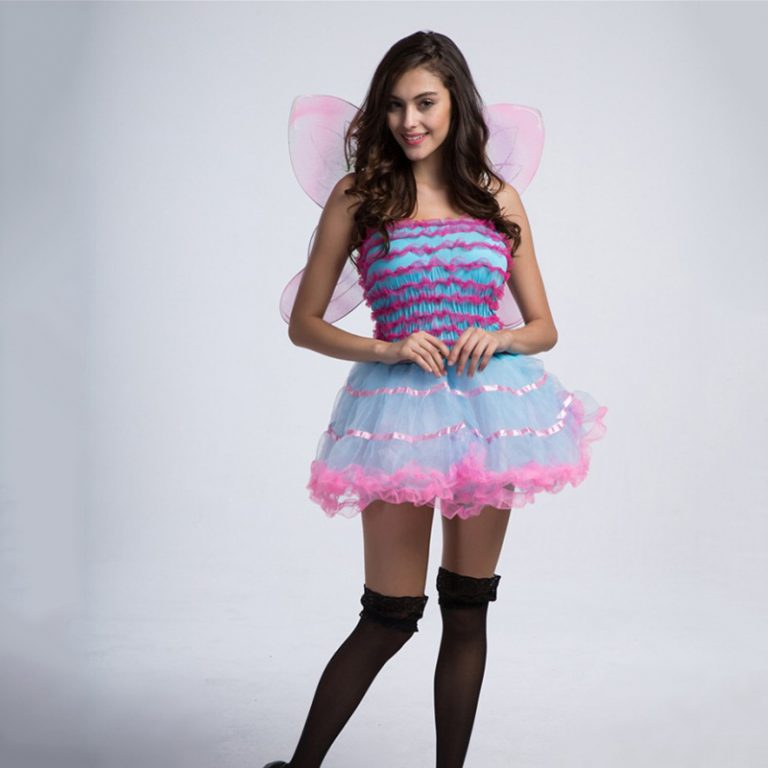 Butterfly Cute Costume With Wing for Women 2