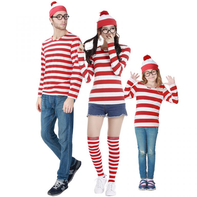 Christmas Costumes for Adults/Children 3