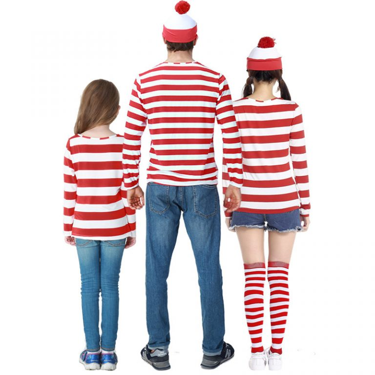Christmas Costumes for Adults/Children 4