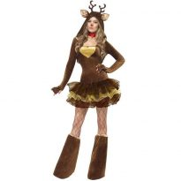 New Reindeer Sexy Costumes for women 8