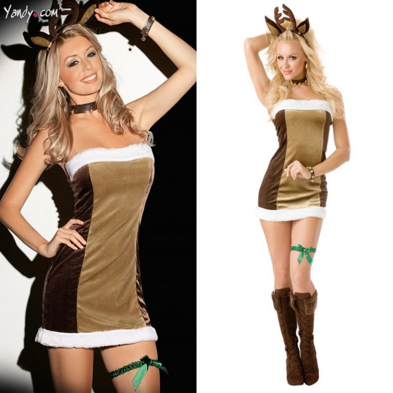 Sexy Reindeer Costume for Christmas 2