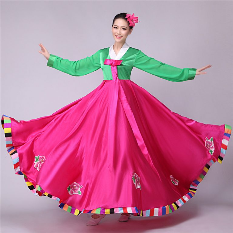 Hanbok Korean National Costume 10