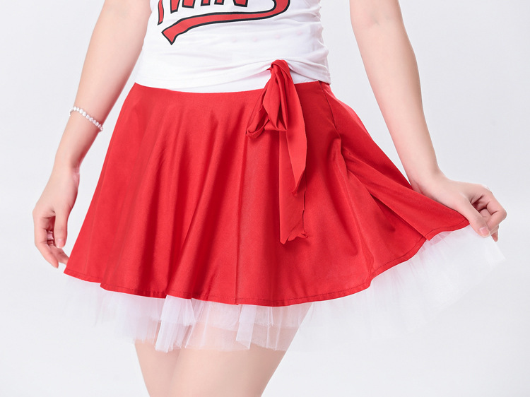 Sexy Cheerleader Costume for Lady 10