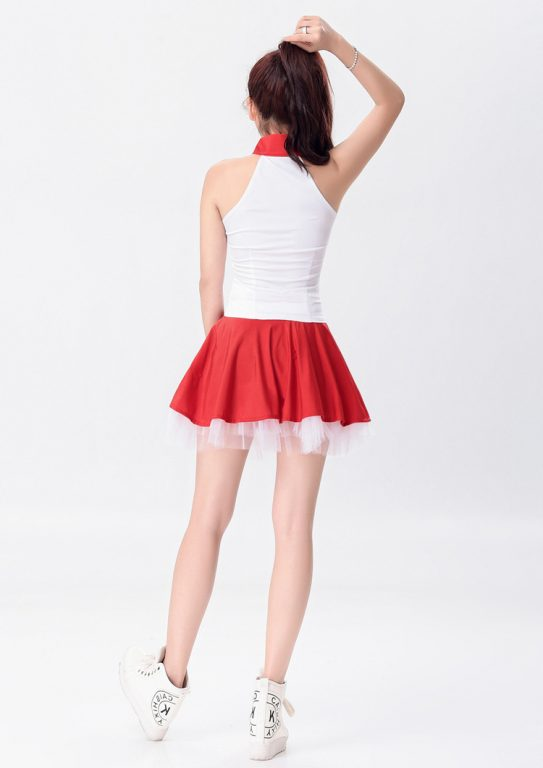 Sexy Cheerleader Costume for Lady 3