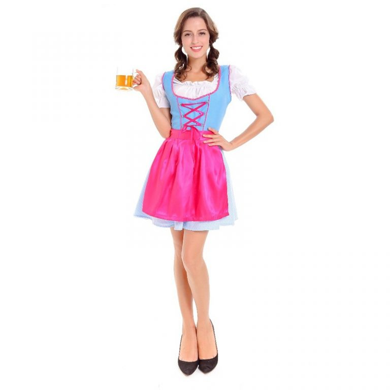 Beer Girl Costume for Beer Party 8