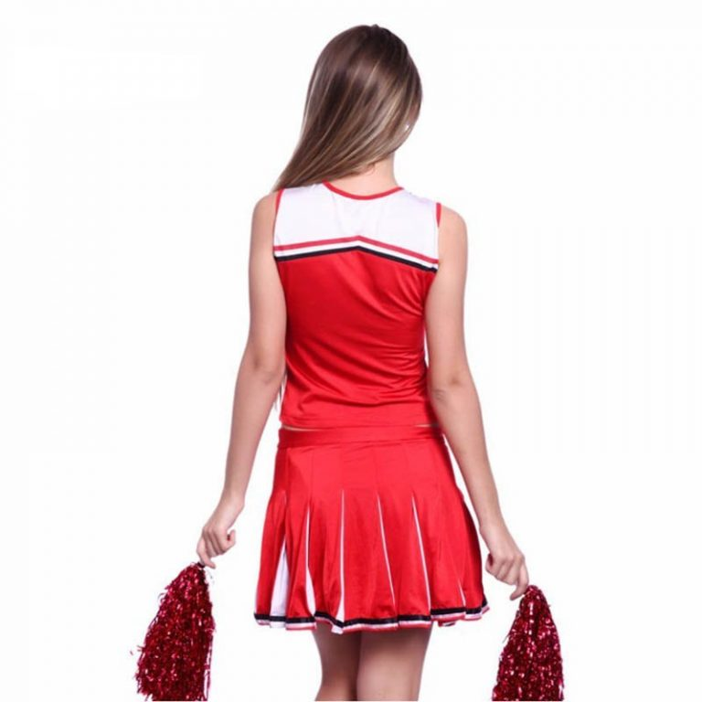 New-Baseball-Cheerleading-Glee-Cheerleader-Costume-Aerobics-Clothing-Uniforms-for-Performances-Halloween-Fancy-Dress-Size-S-3