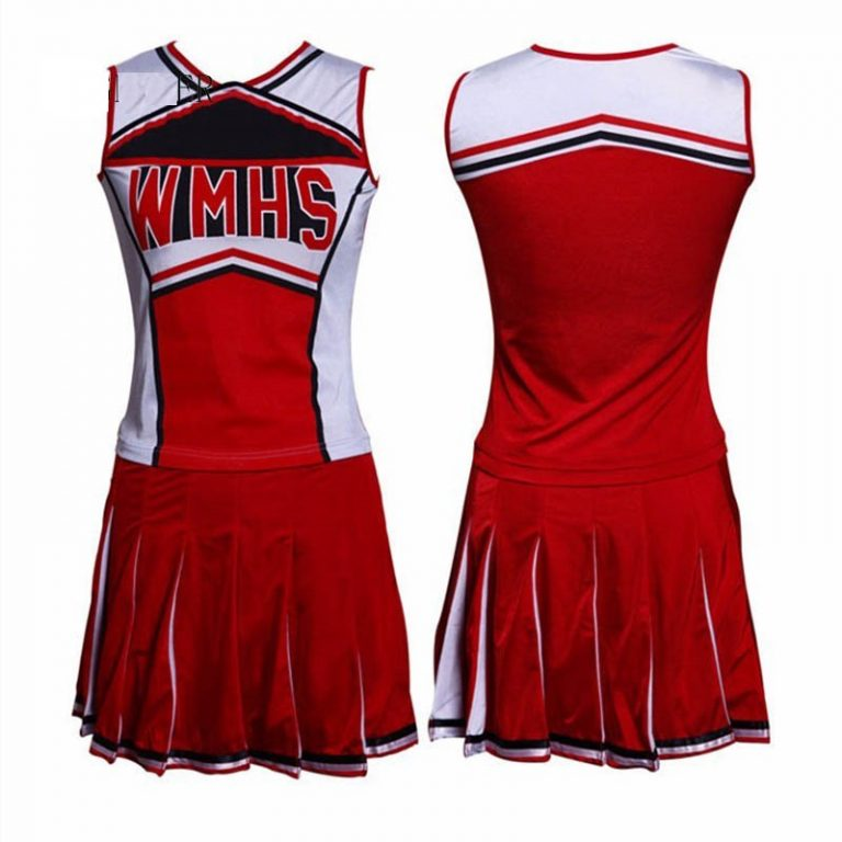 New-Baseball-Cheerleading-Glee-Cheerleader-Costume-Aerobics-Clothing-Uniforms-for-Performances-Halloween-Fancy-Dress-Size-S-4