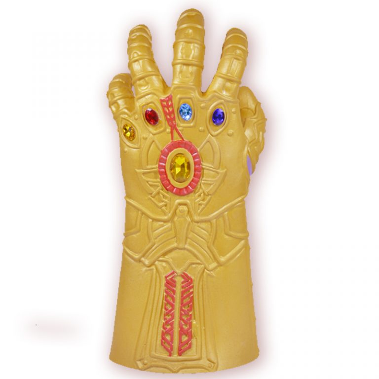 Infinity War  Thanos Gauntlet Gloves 2