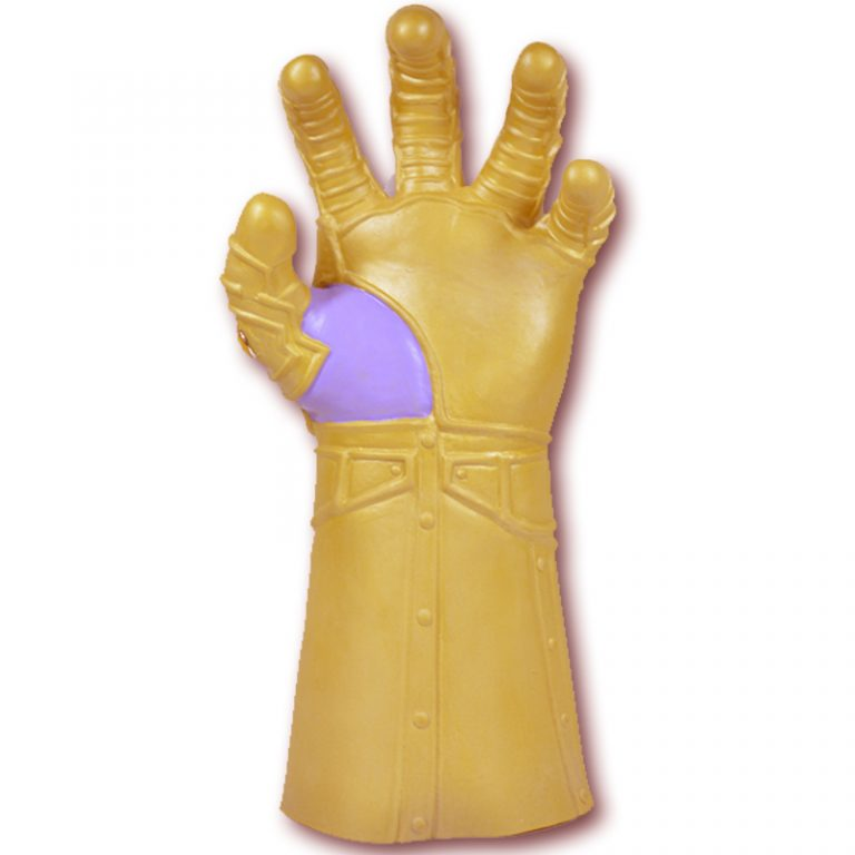 Infinity War  Thanos Gauntlet Gloves 3