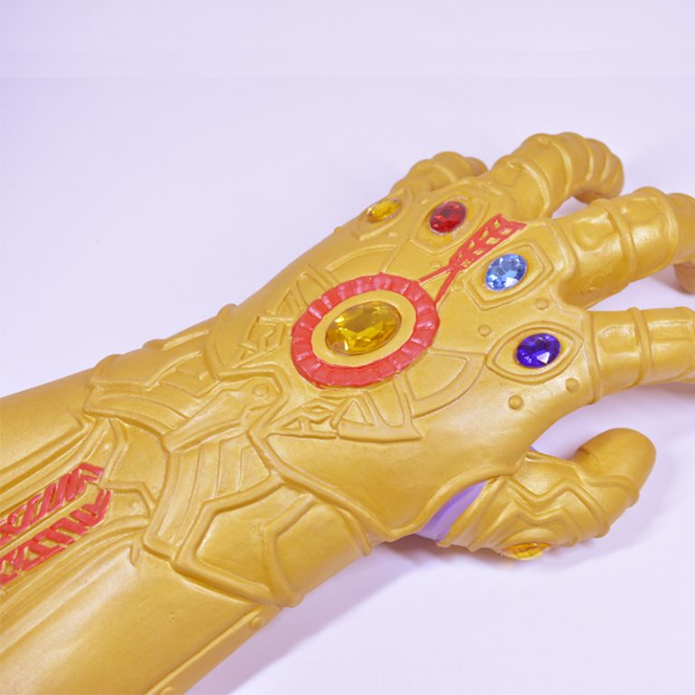 Infinity War  Thanos Gauntlet Gloves 4