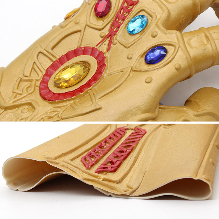 Infinity War  Thanos Gauntlet Gloves 5