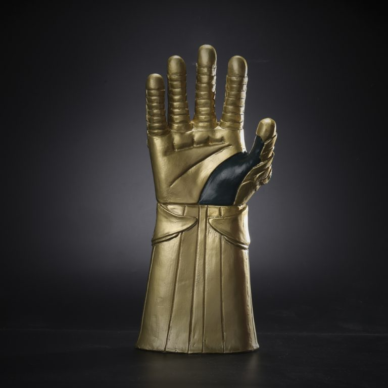 The Avengers Thanos Gauntlet Gloves 4