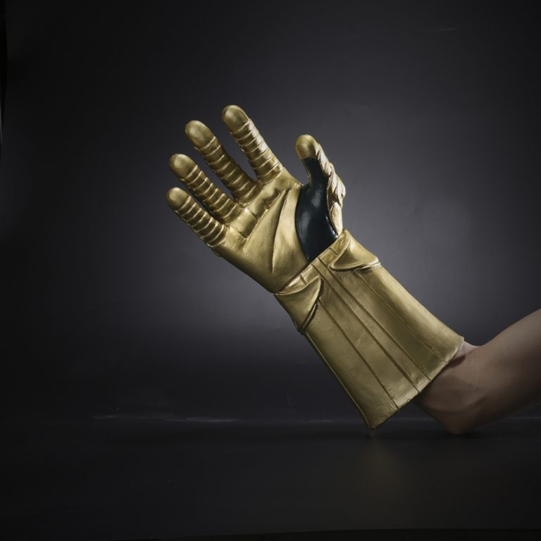 The Avengers Thanos Gauntlet Gloves 5
