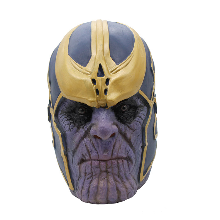 Avengers: Infinity War  Thanos Mask  Costume 2