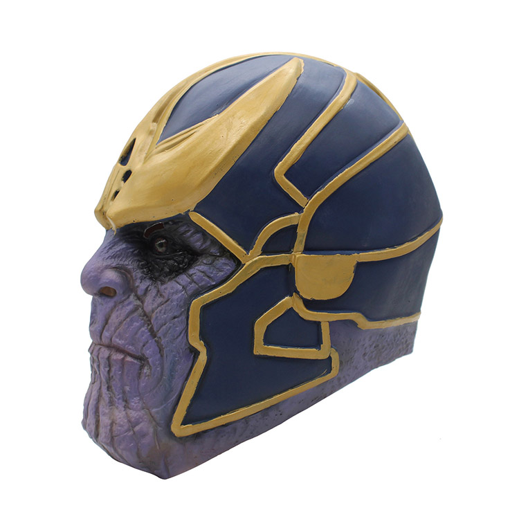 Avengers: Infinity War  Thanos Mask  Costume 3