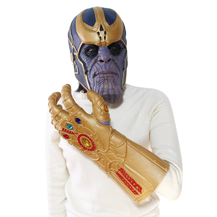 Avengers: Infinity War  Thanos Mask  Costume 5