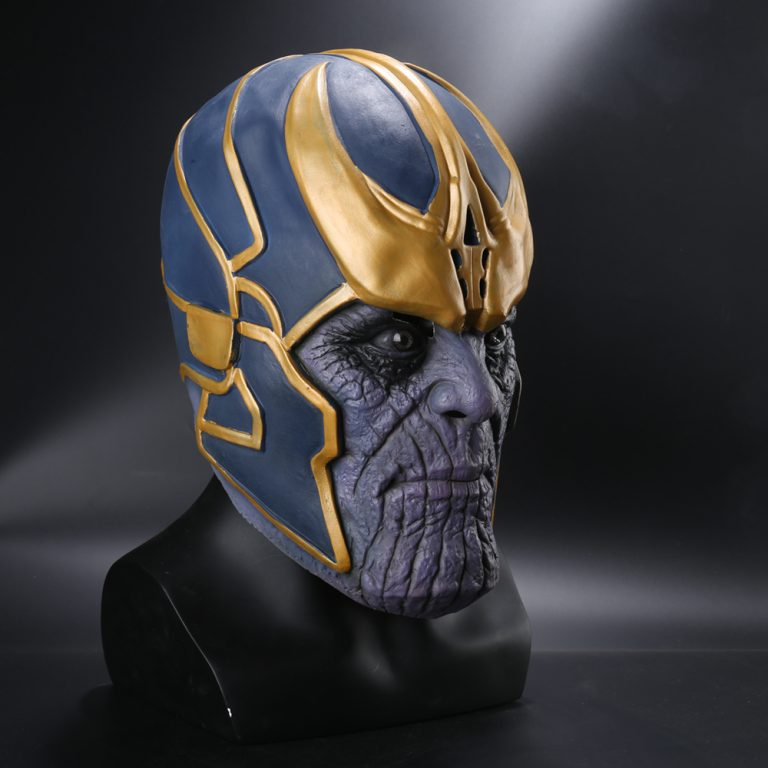Avengers: Infinity War  Thanos Mask for Adult 2