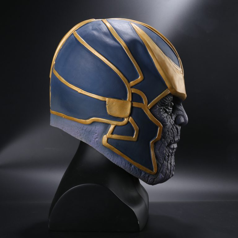Avengers: Infinity War  Thanos Mask for Adult 3