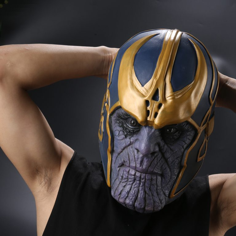 Avengers: Infinity War  Thanos Mask for Adult 5