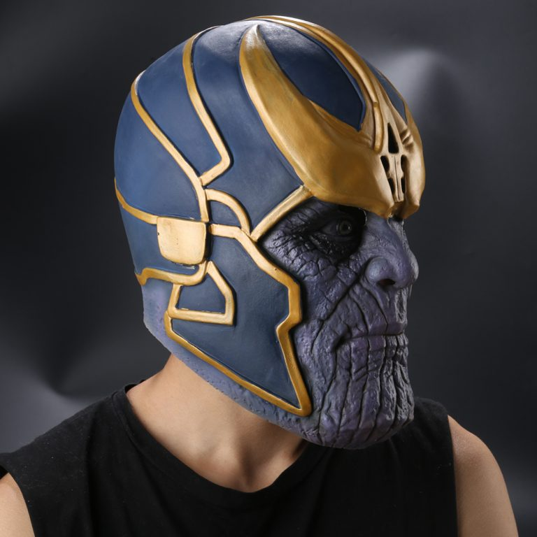 Avengers: Infinity War  Thanos Mask for Adult 6