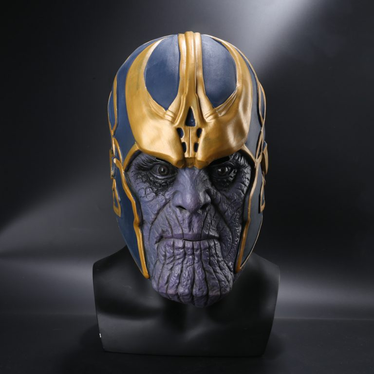 Avengers: Infinity War  Thanos Mask for Adult 7