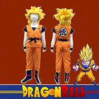 DRAGON BALL Z Kids Costume 4
