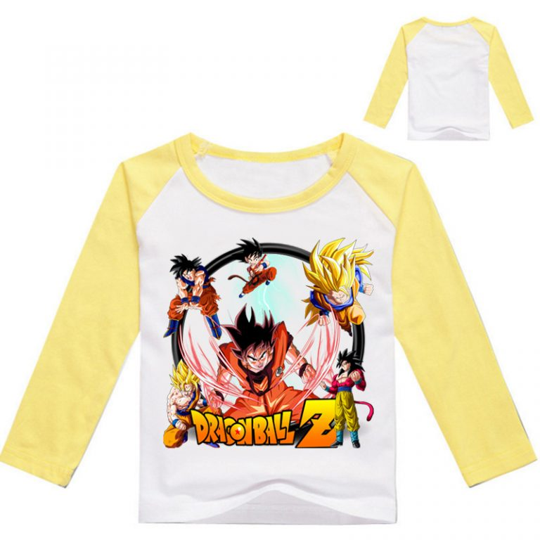 Dragonball Goku Costume for Kids 2