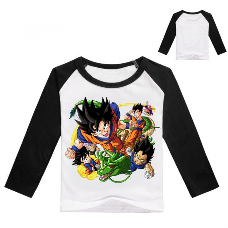 Dragonball Goku Costume for Kids 4