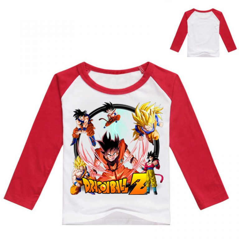 Dragonball Goku Costume for Kids 23