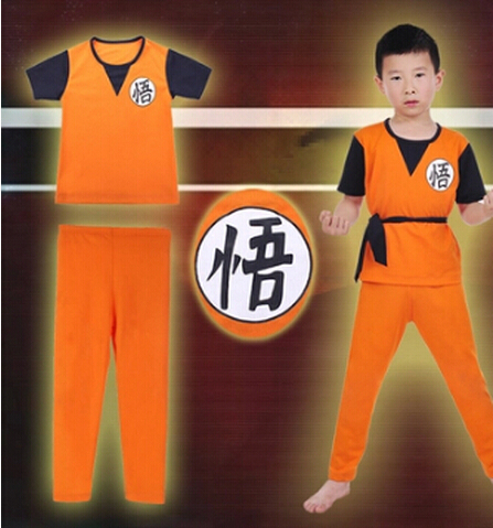 Goku High quality  GUI Costume 19