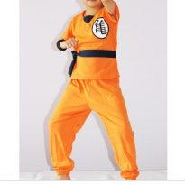 DRAGON BALL Z Kids Costume 5