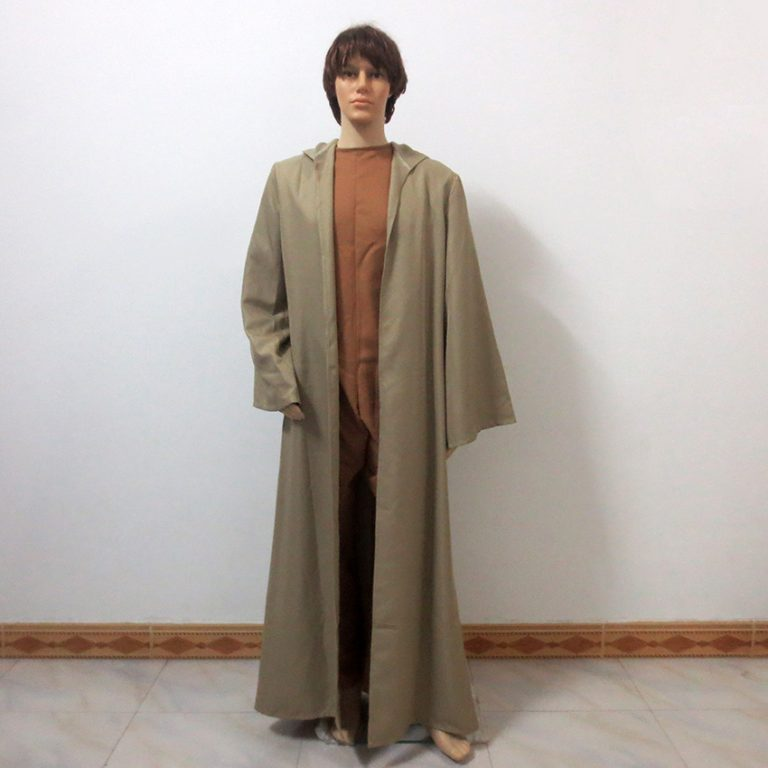 Star Wars Jedi Master Yoda Cosplay Costume 2