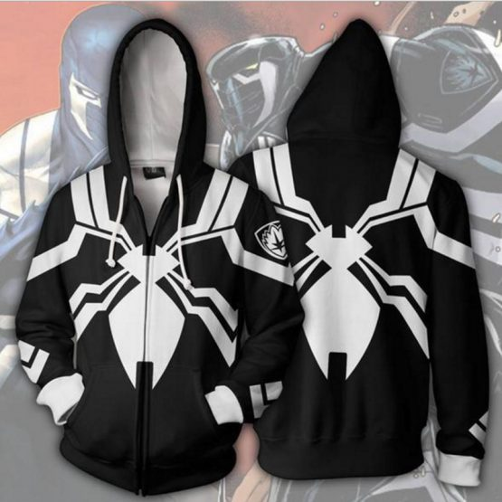 Venom Hoodie Cosplay for Men/Women 10