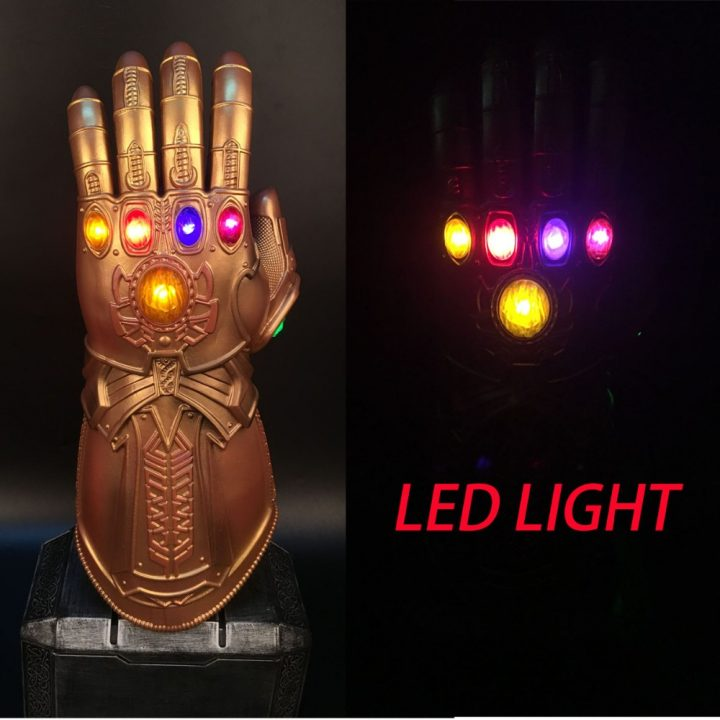 Thanos Avengers  Gauntlet LED Gloves 1