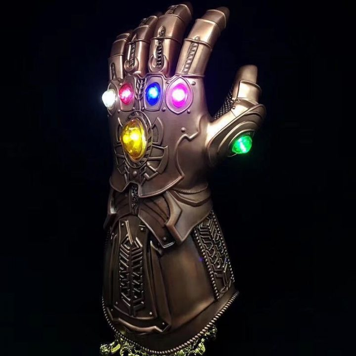 Thanos  Gauntlet  Gloves for Halloween Party 2