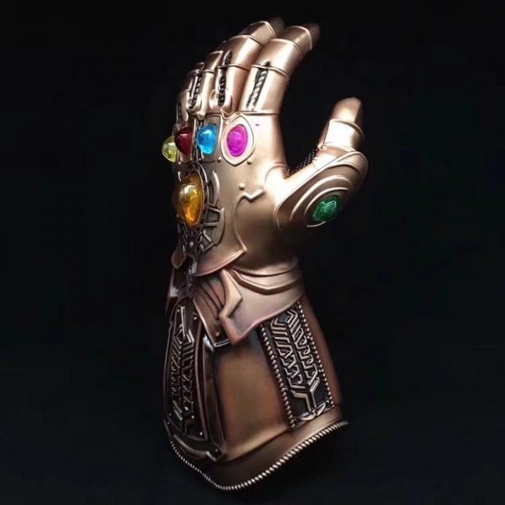 Thanos  Gauntlet  Gloves for Halloween Party 3