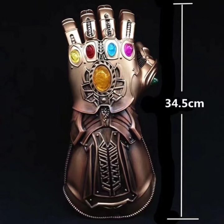 Thanos  Gauntlet  Gloves for Halloween Party 4