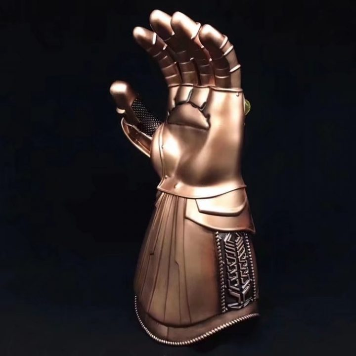 Thanos Gauntlet Gloves for Halloween Party 5