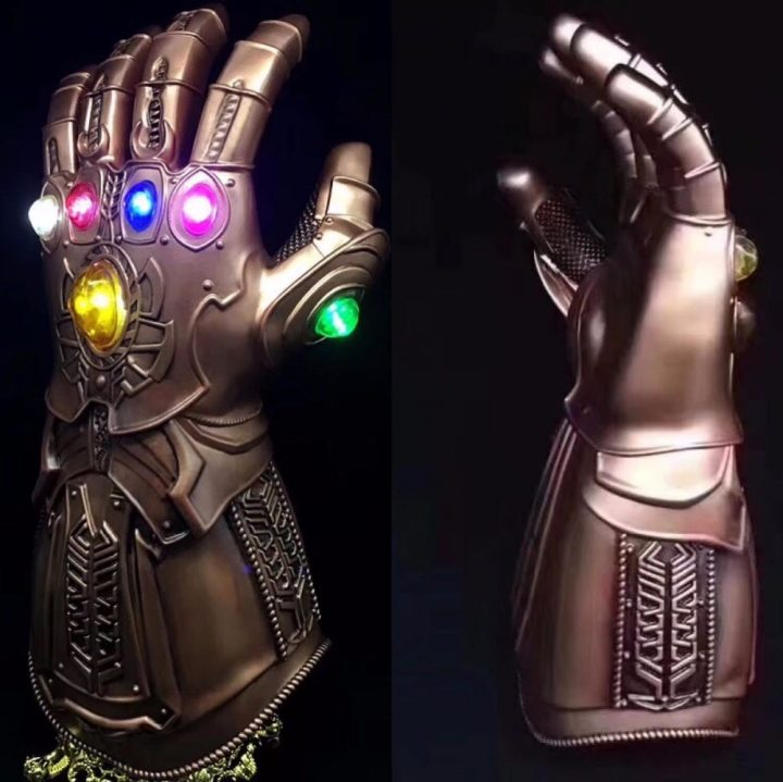 Thanos Gauntlet Gloves for Halloween Party 1