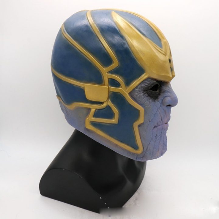 Thanos Helmet Mask for Halloween 2