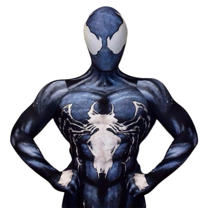 Venom 3D Printed  Costumes  for Adults 5