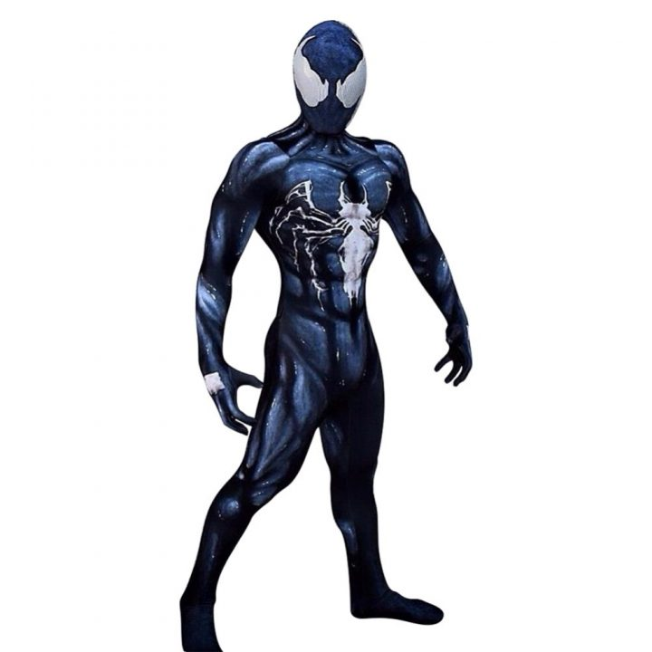 Venom 3D Printed  Costumes  for Adults 1